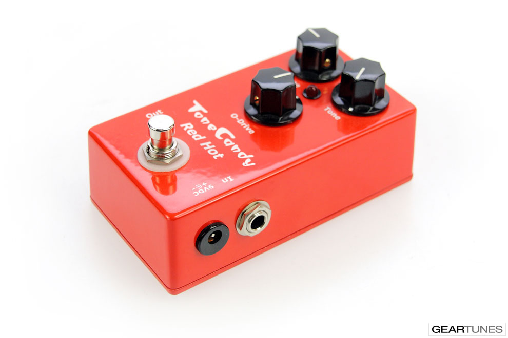 Distortion Tone Candy Red Hot 2