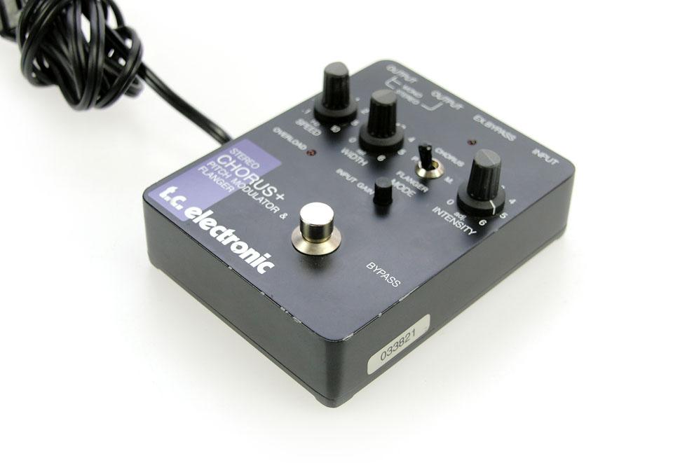 Flanger TC Electronic SCF Stereo Chorus Flanger 2