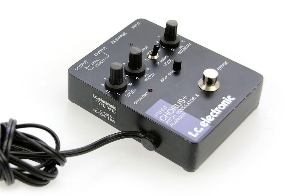 Flanger TC Electronic SCF Stereo Chorus Flanger 3