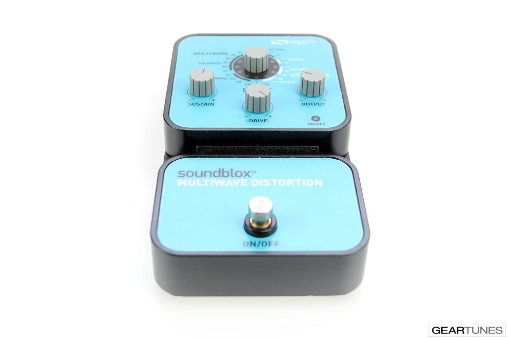 Distortion Source Audio Soundblox Multiwave Distortion