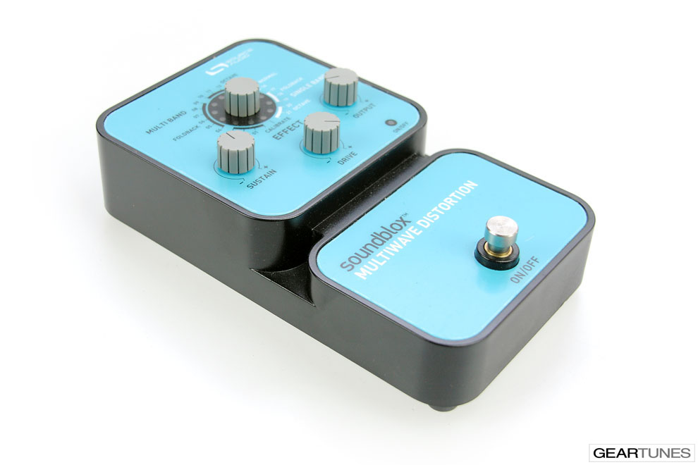 Distortion Source Audio Soundblox Multiwave Distortion 3