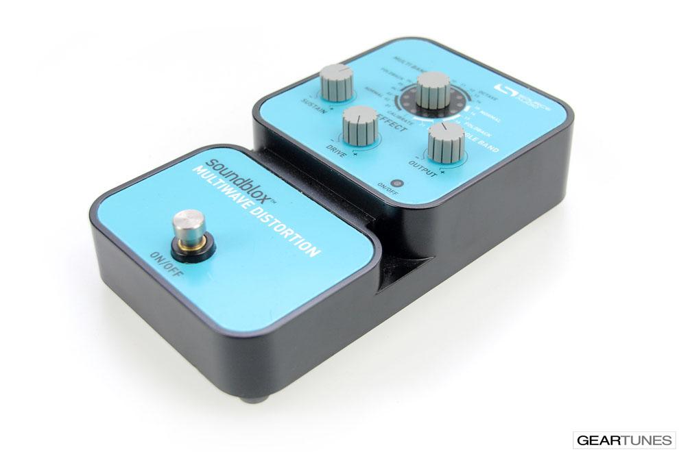 Distortion Source Audio Soundblox Multiwave Distortion 2