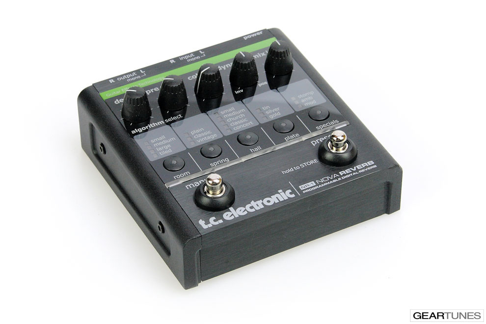 Reverb TC Electronic Nova Reverb NR-1 3