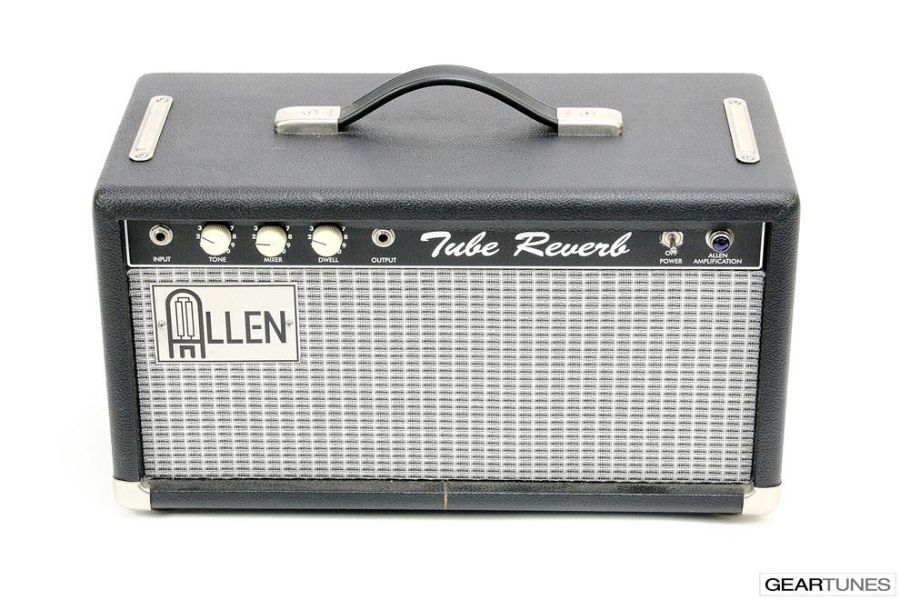 Reverb Allen Tube Reverb