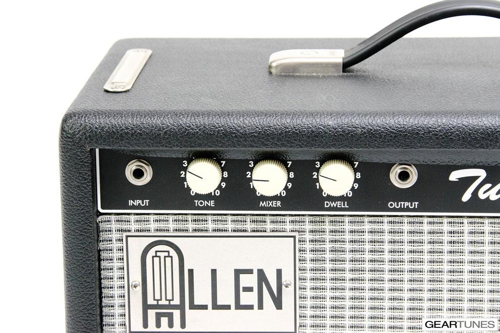 Reverb Allen Tube Reverb 4