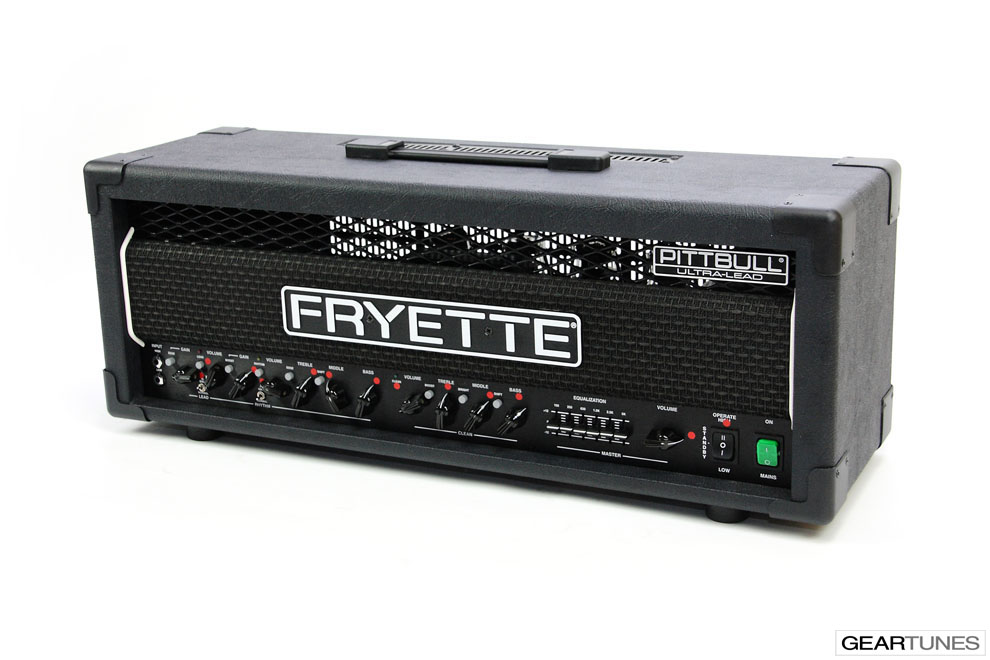 Amps Fryette Pittbull Ultra-Lead 2