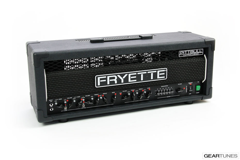 Amps Fryette Pittbull Ultra-Lead 3