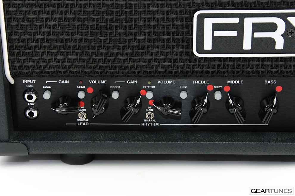 Amps Fryette Pittbull Ultra-Lead 5