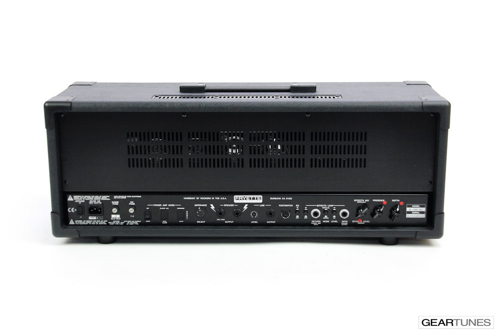 Amps Fryette Pittbull Ultra-Lead 4