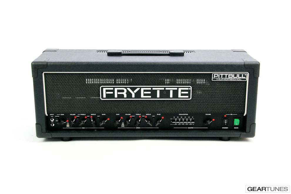 Amps Fryette Pittbull 100CL