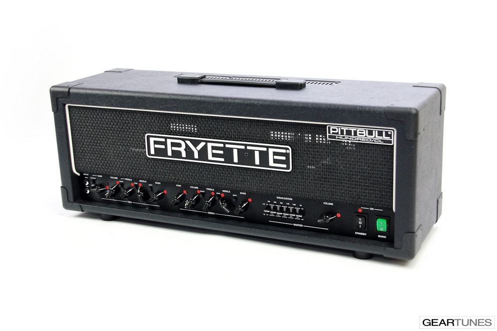 Amps Fryette Pittbull 100CL 2