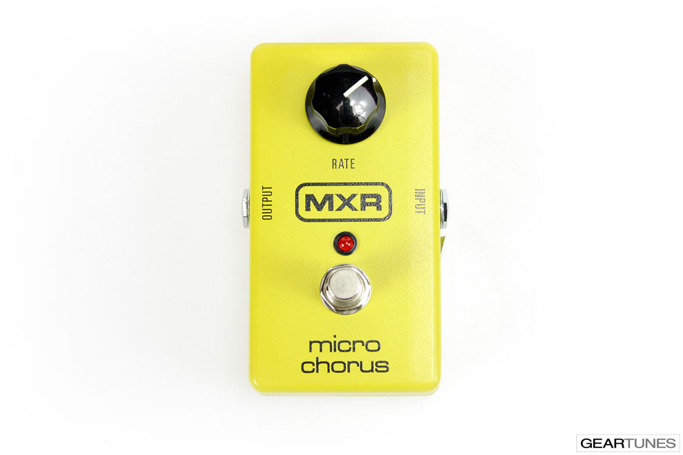 Chorus MXR Micro Chorus 4