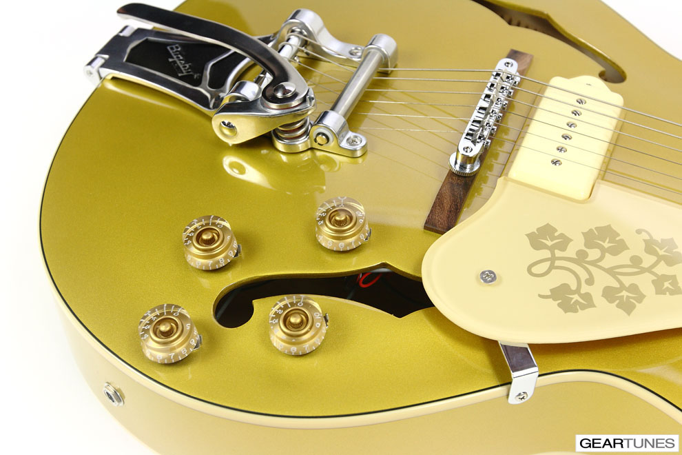 Hollow and Semi-Hollow Epiphone ES-295 3