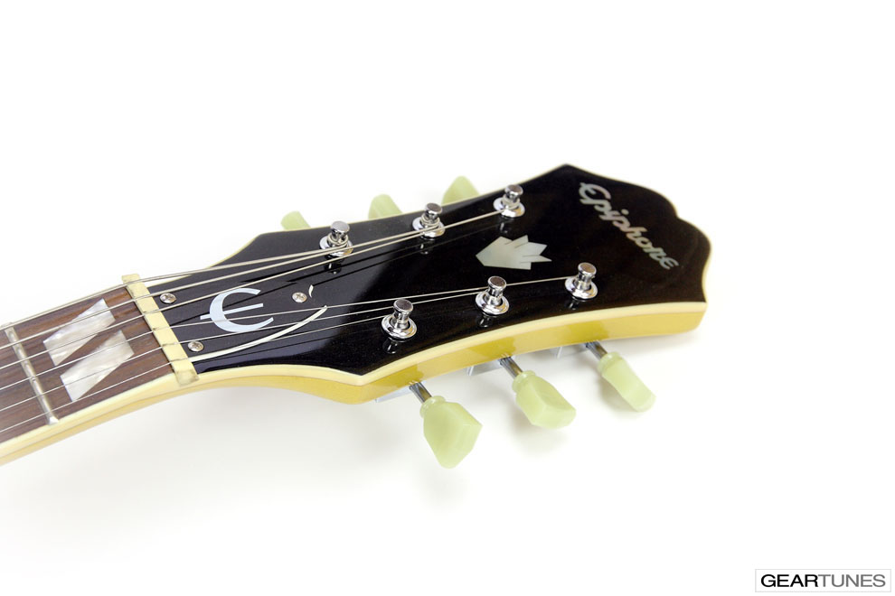Hollow and Semi-Hollow Epiphone ES-295 4
