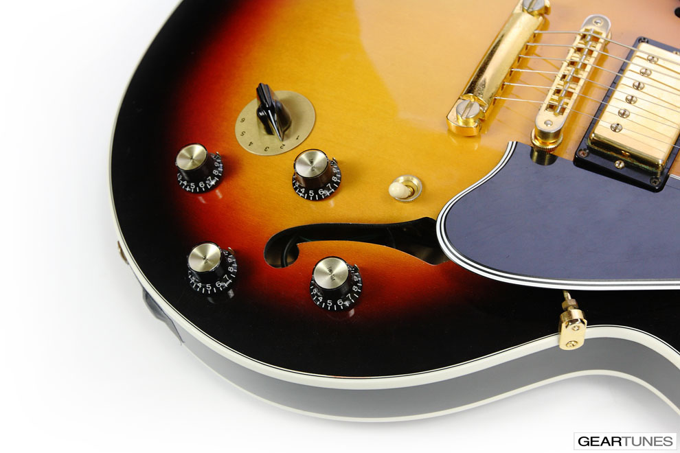 Electric Gibson ES-345 3