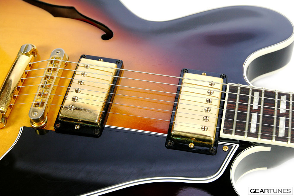 Electric Gibson ES-345 4