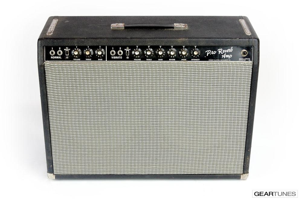 Combos Fender Pro Reverb (c. 1965)