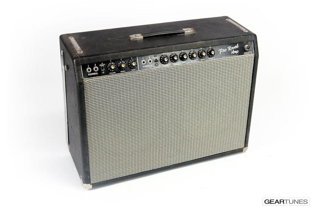 Combos Fender Pro Reverb (c. 1965) 3