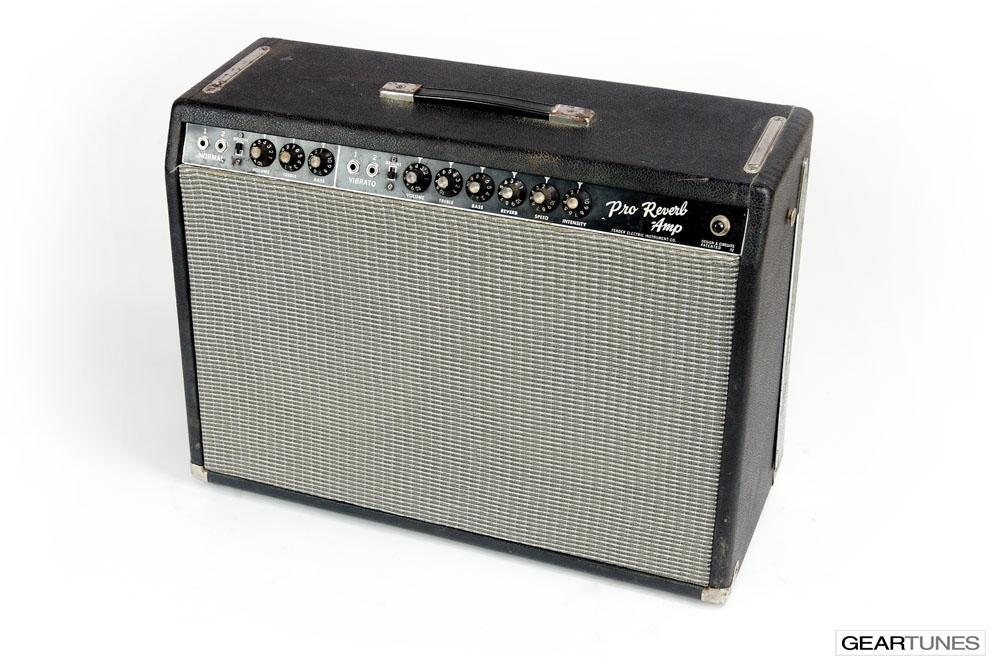 Combos Fender Pro Reverb (c. 1965) 2