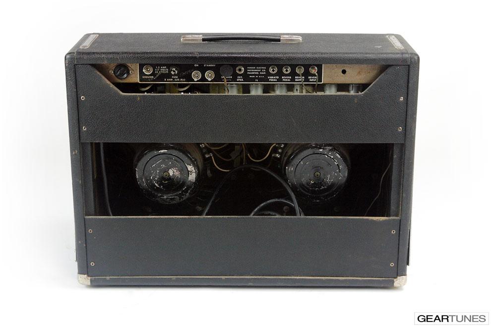 Combos Fender Pro Reverb (c. 1965) 4