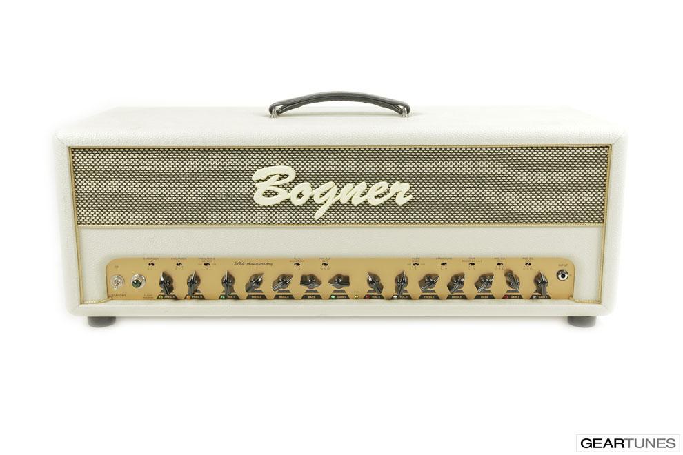 Tube Amps Bogner 20th Anniversary Ecstasy