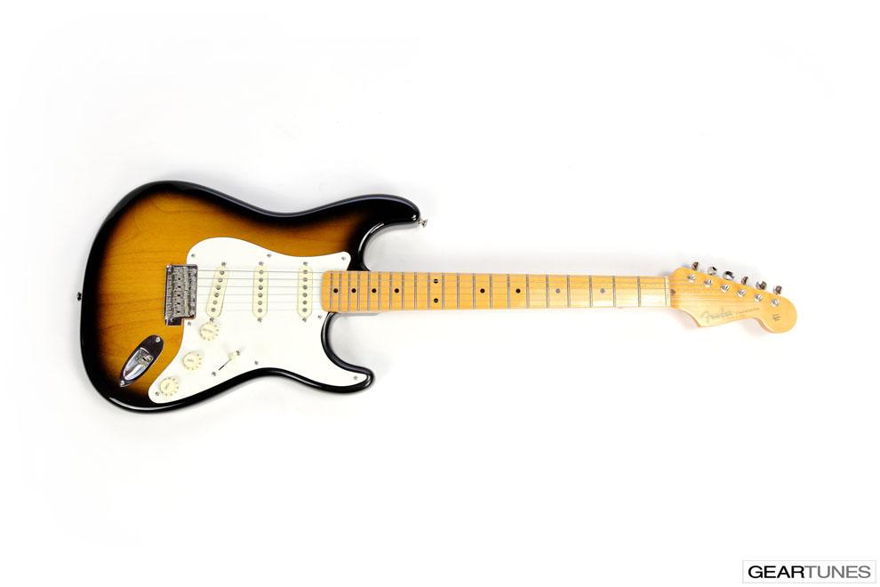 Artist Signature Fender Eric Johnson Stratocaster