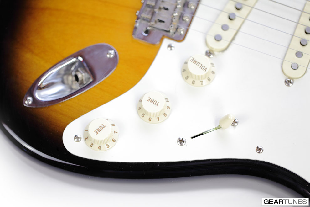 Guitars Fender Eric Johnson Stratocaster 2
