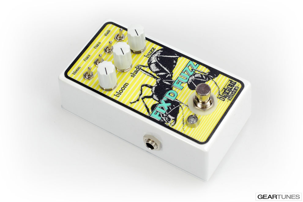 Boost and Buffer Blackout Effectors Fix'd Fuzz 3