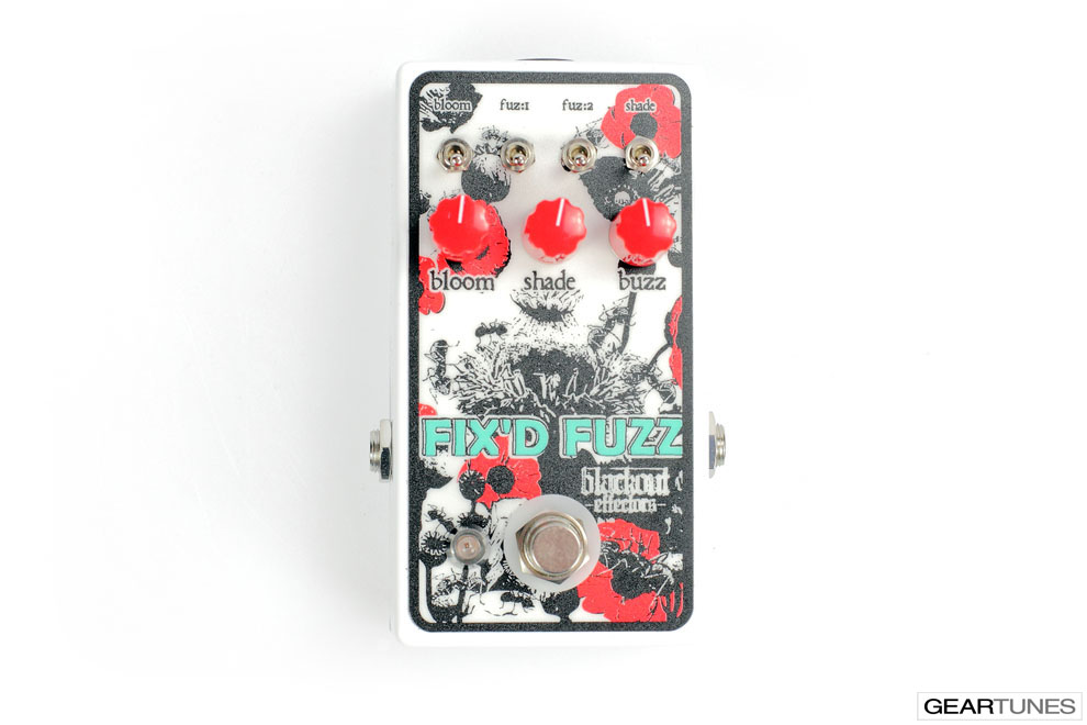 Boost and Buffer Blackout Effectors Fix'd Fuzz 4