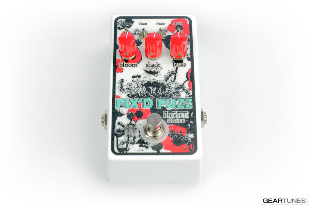 Boost and Buffer Blackout Effectors Fix'd Fuzz 5
