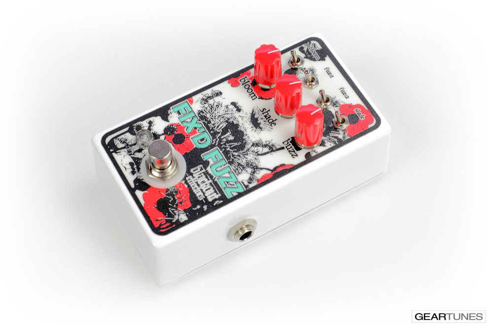 Boost and Buffer Blackout Effectors Fix'd Fuzz 6