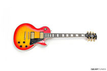 Gibson Les Paul Custom (Heritage Cherry Sunburst)