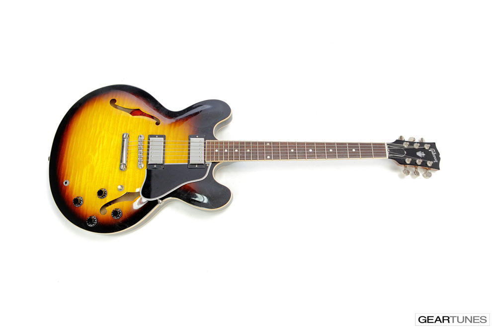 Hollow and Semi-Hollow Gibson ES-335