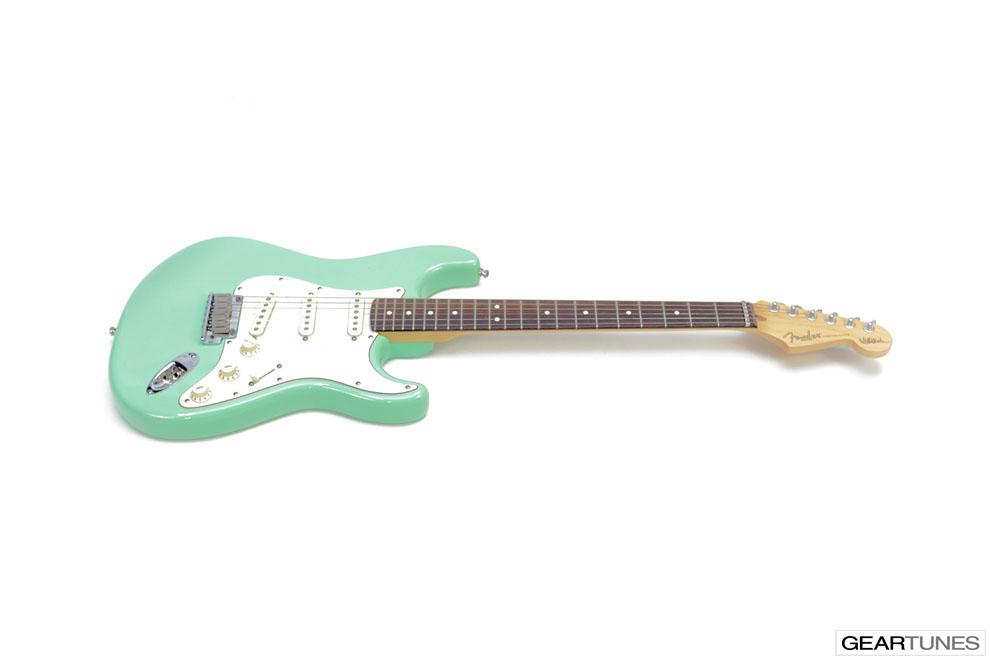Artist Signature Fender Jeff Beck Stratocaster 3
