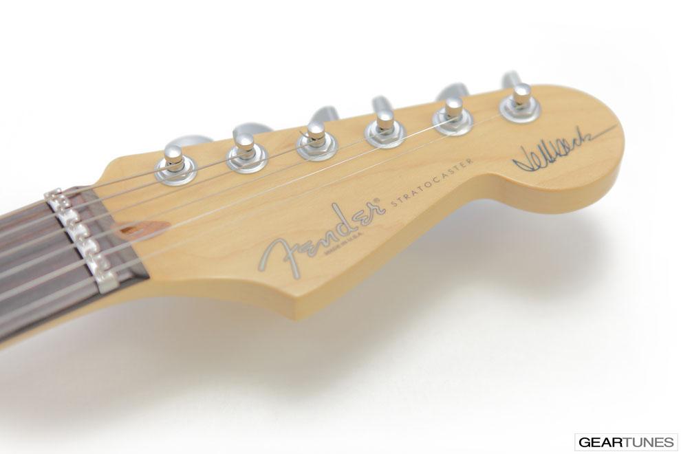 Artist Signature Fender Jeff Beck Stratocaster 8