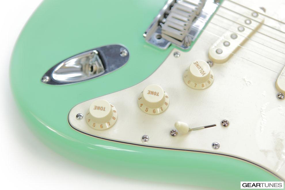 Artist Signature Fender Jeff Beck Stratocaster 5