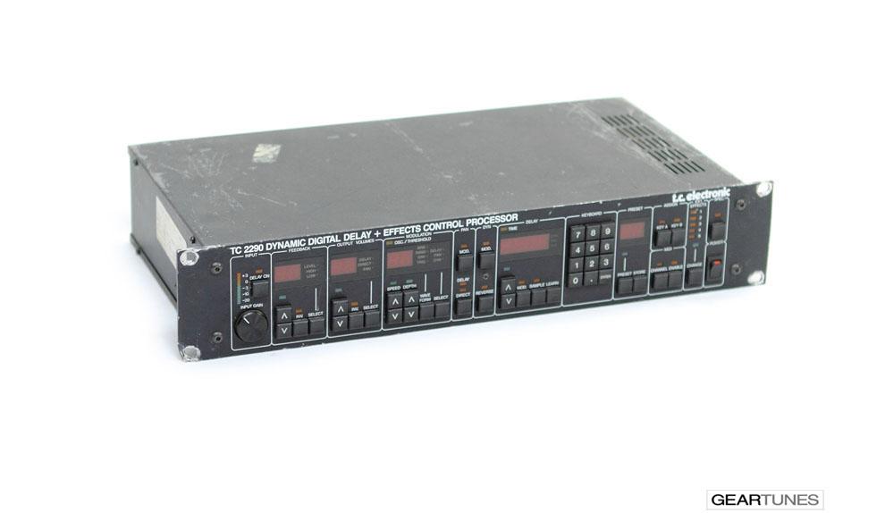 Multi-effects TC Electronic 2290 c.1990s 3