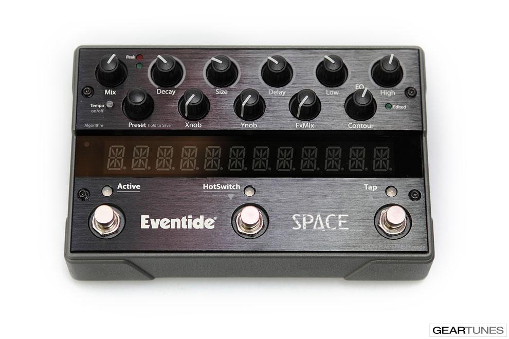 Reverb Eventide Space 4