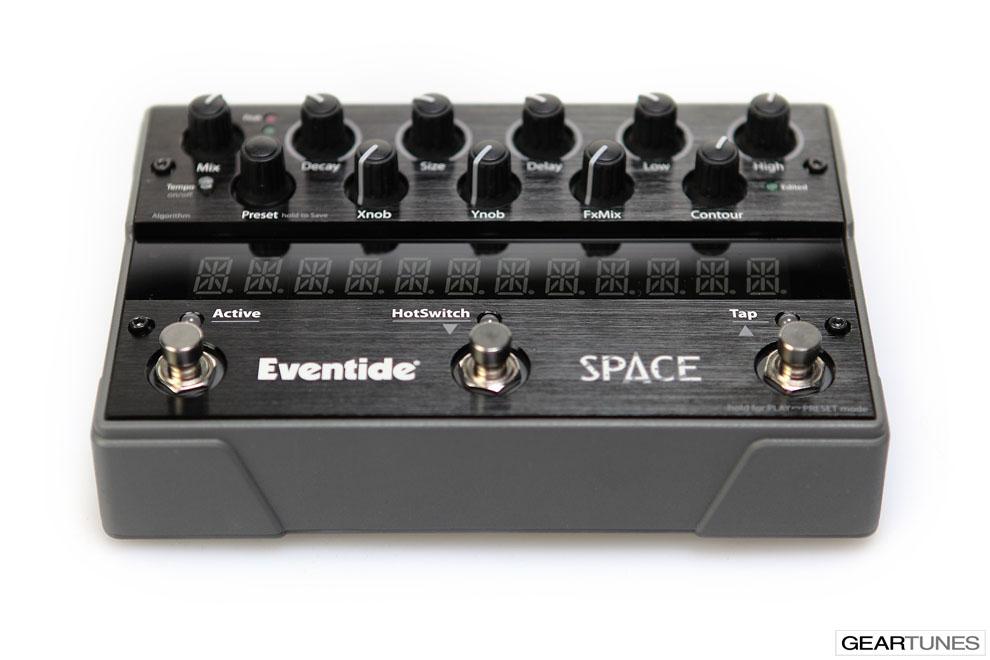 Reverb Eventide Space