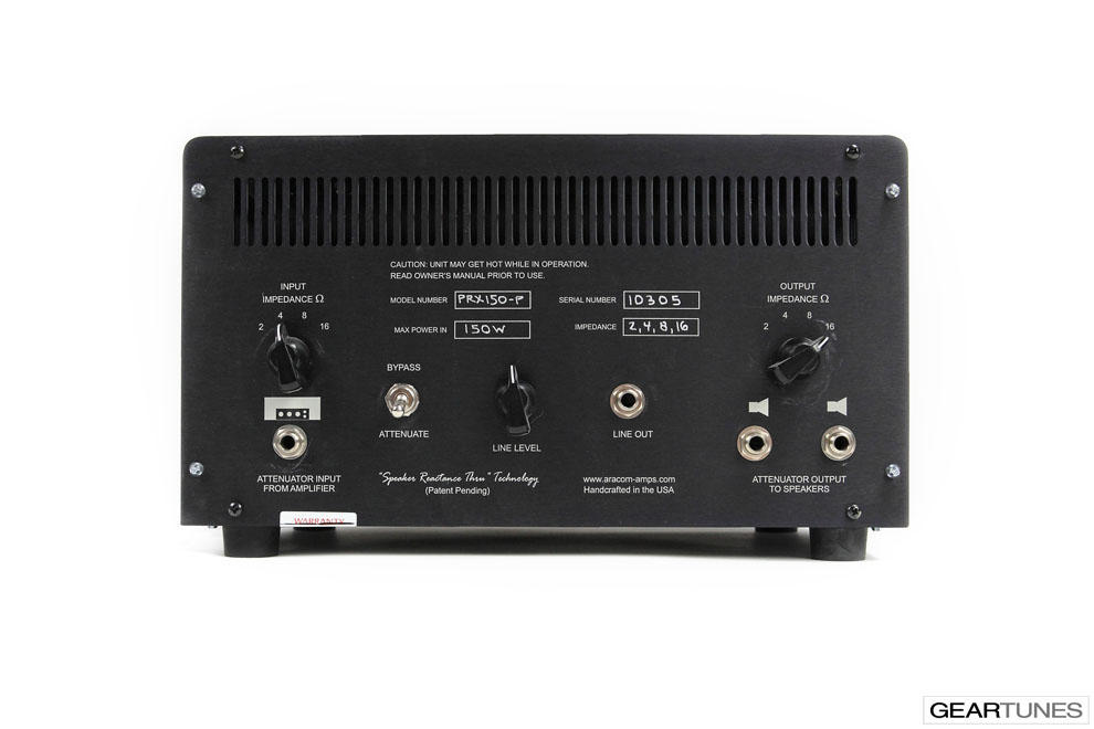 Amps Aracom PRX150-Pro2 4