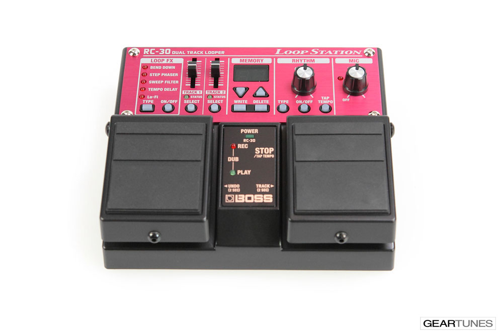 Looper Boss RC-30 Loop Station