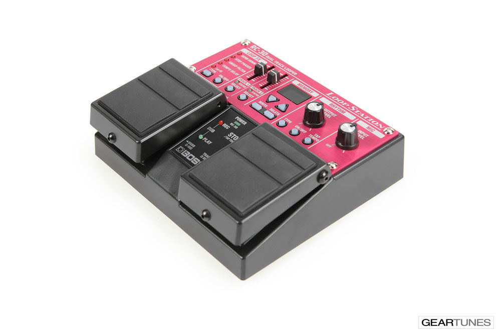Looper Boss RC-30 Loop Station 2