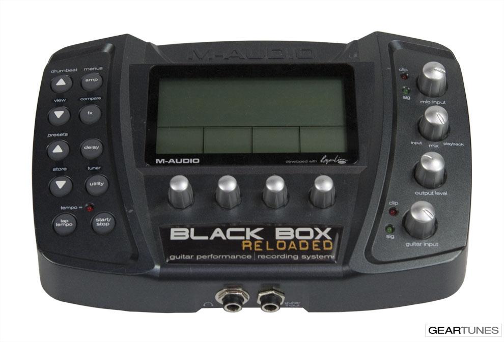 Multi-effects M-Audio Black Box