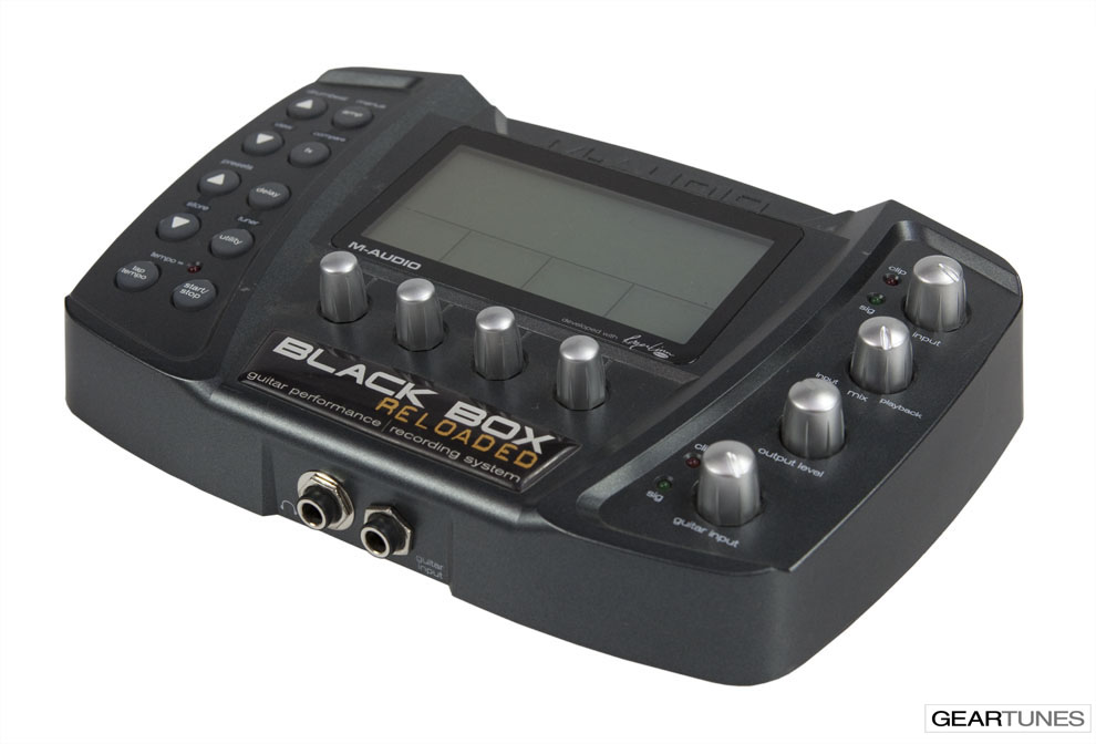 Multi-effects M-Audio Black Box 2