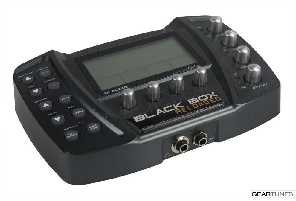 Multi-effects M-Audio Black Box 3