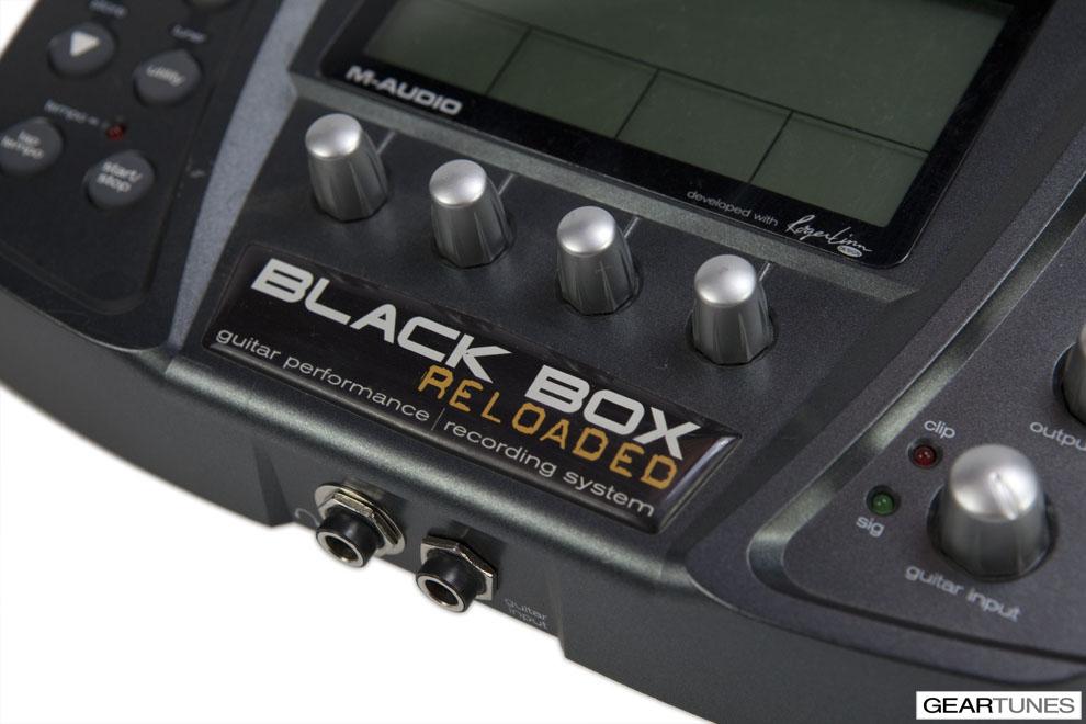 Multi-effects M-Audio Black Box 7