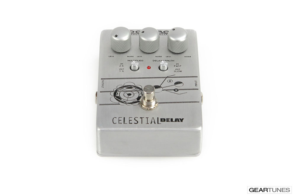 Treasure Chest Rocktron Celestial Delay