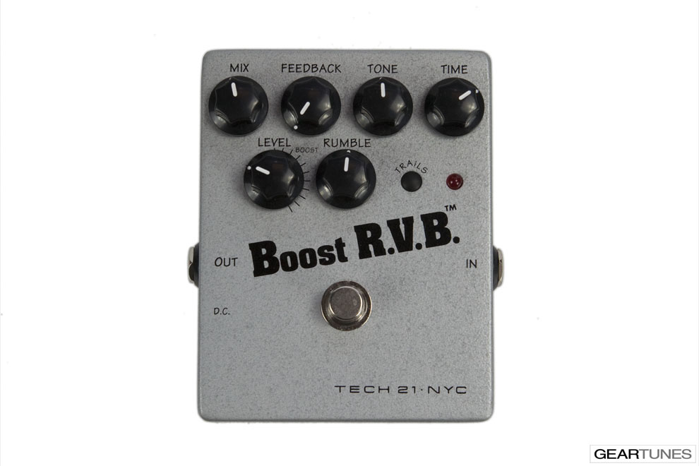 Reverb Tech 21 Boost R.V.B. 4