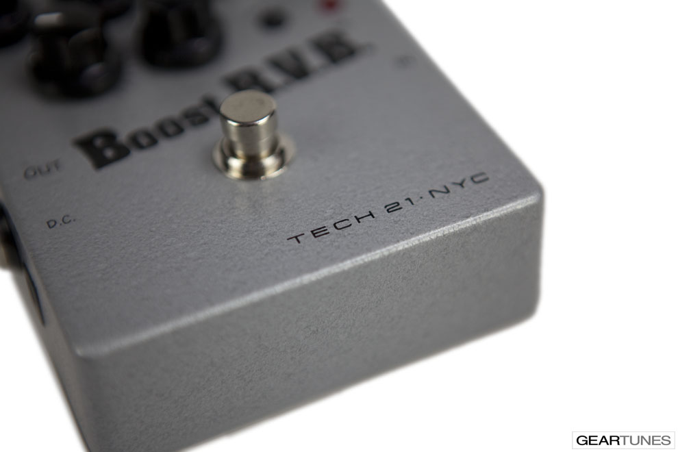 Reverb Tech 21 Boost R.V.B. 6