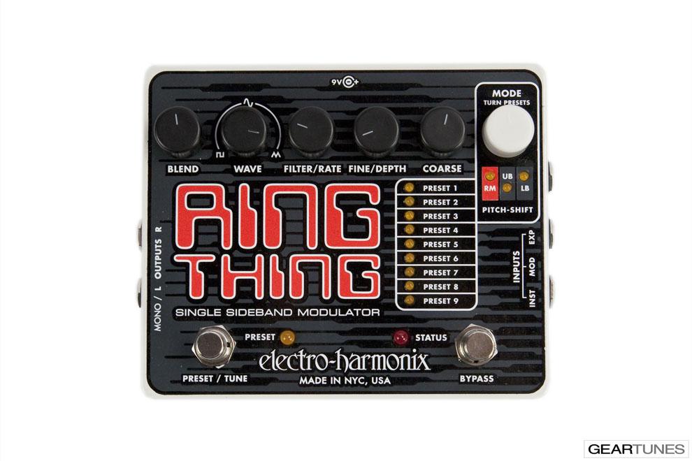 Ring Modulator Electro-Hamonix Ring Thing 4